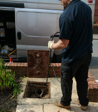 Drain excavation in Beckenham and Penge